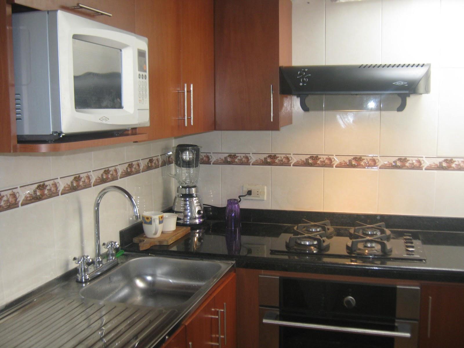 Dise os de cocinas integrales para espacios peque os for Diseno de cocinas integrales en espacios pequenos