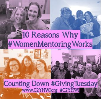10 Reasons Why Mentoring Women Works
