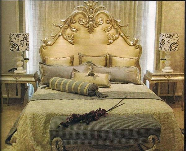 Upscale Bedroom Designs 1