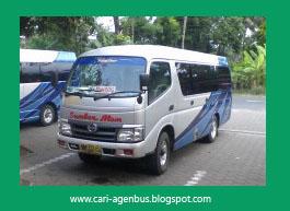 Cari Alamat dan Telepon Agen  Shuttle Bus Sumber Alam