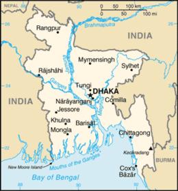 Pugno di ferro a Dacca. C'è una lacrima sulla tua maglietta
