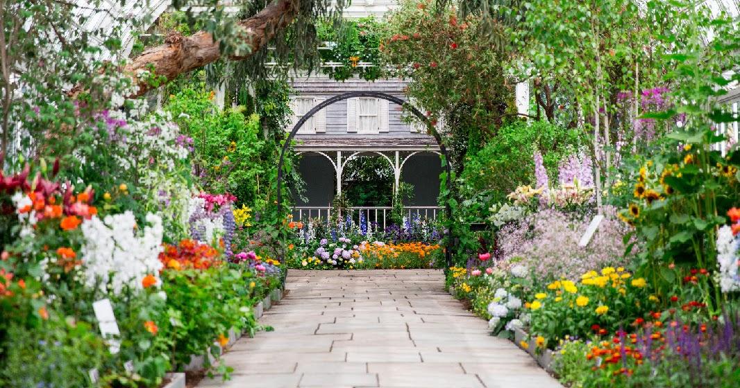 Art And Influence New York Botanical Gardens Plein Air