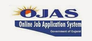 OJAS Recruitment ojas.gujarat.gov.in Apply Online Application Form