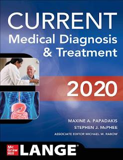 CURRENT Medical Diagnosis & Treatment 2020 pdf free download
