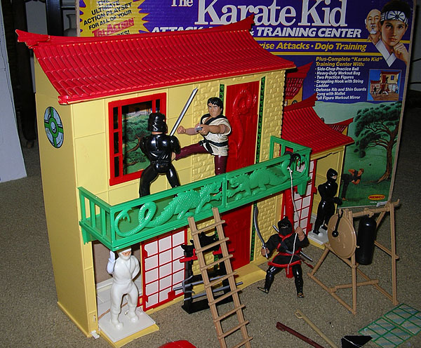 The Greatest Playsets Of All Time