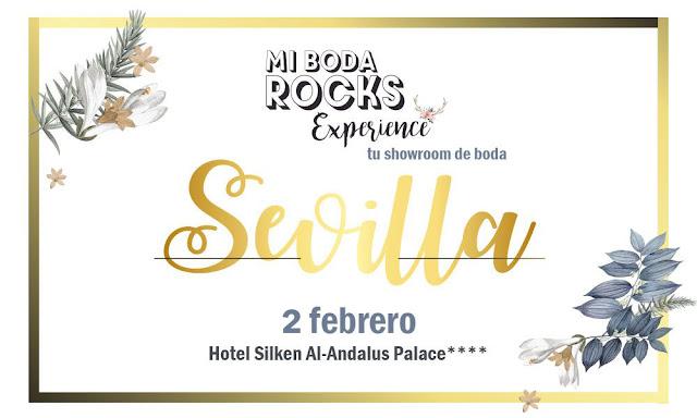 showroom nupcial mi boda rocks experience sevilla 2019
