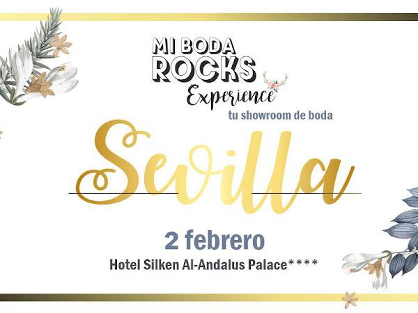 Expositores & Sorteos Mi Boda Rocks Experience Sevilla 2019