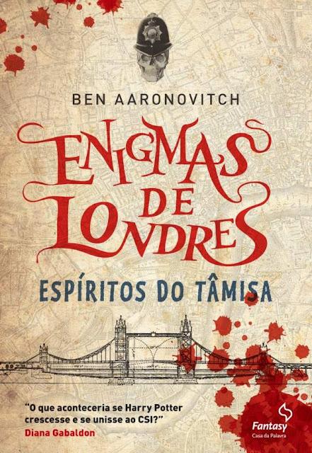 Enigmas de Londres Ben Aaronovitch