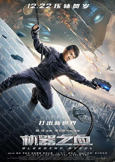 Bleeding Steel 2017 Movie Free Download 720p BluRay DualAudio