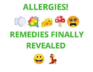 Natural remedies to allergy revealed