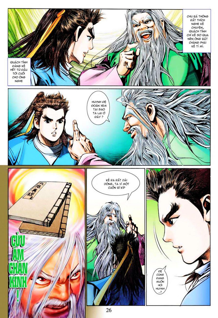 Anh Hùng Xạ Điêu anh hùng xạ đêu chap 40 trang 26
