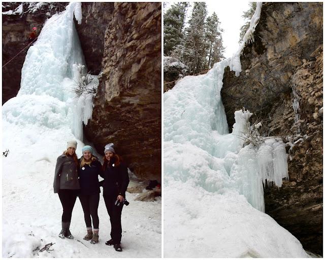 Troll Falls Hike, Kananaskis Alberta