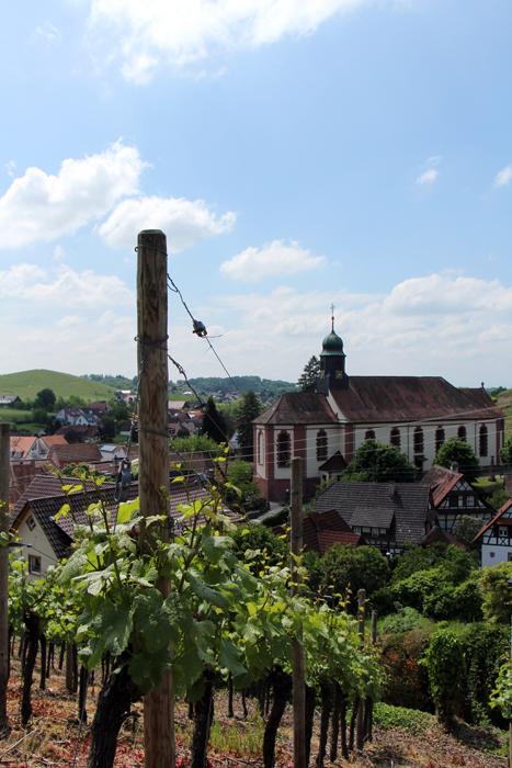 Durbach Kirche