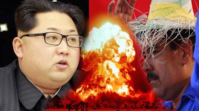 Corea del Norte podría instalar bases militares en Venezuela