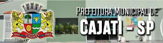 Cajati concede desconto de 100% em juros e multa de mora para regularização tributária