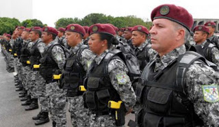TRE-PB aprova tropas federais para nove municípios da PB