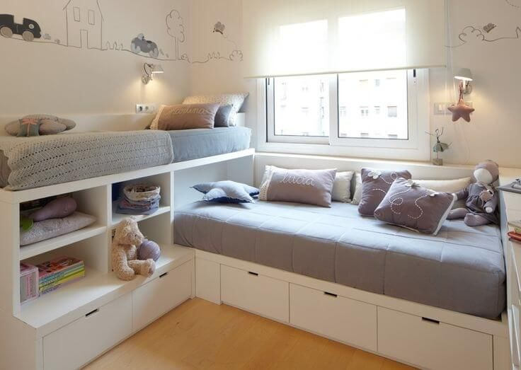 small children bedroom design