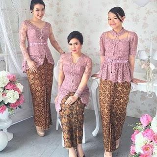 baju kebaya batik