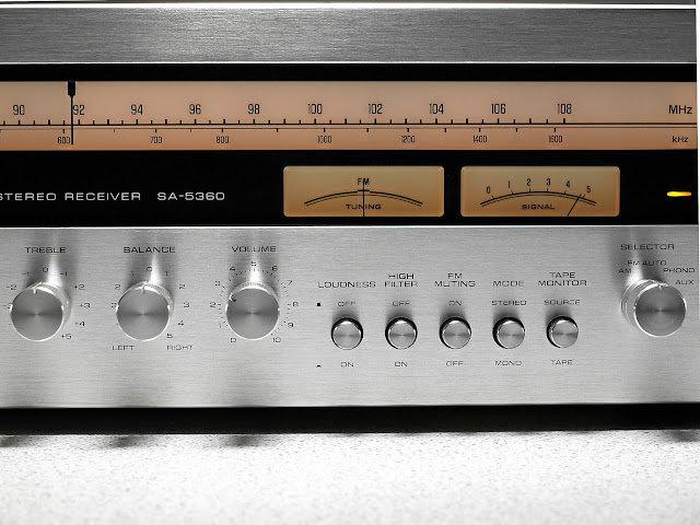golden age of audio vintage receivers. Black Bedroom Furniture Sets. Home Design Ideas