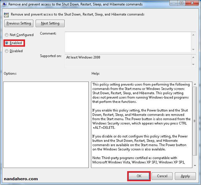 cara menampilkan message box saat melakukan shutdown menggunakan command