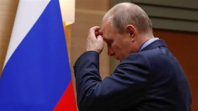 Путін таємно визнав анексію Криму помилкою