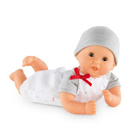 Corolle, mon premier bébé câlin interactif bisou