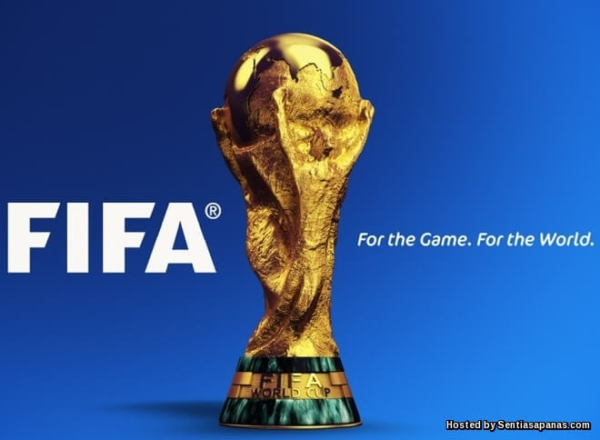Trofi Piala Dunia FIFA