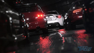 Need for Speed Nintendo Background