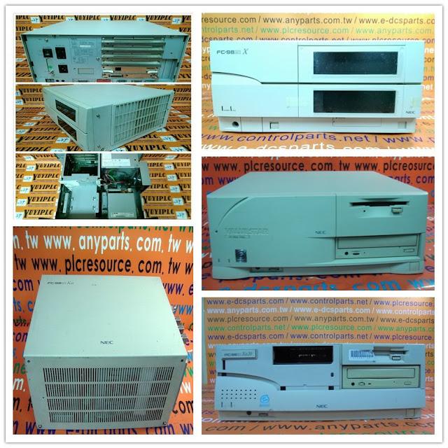 NEC Series(2):NEC FC-9821ka model 2 / PC-9821Xe10/4 / PC-9821V16S5PC2(CPU) / PC-9821Ap/U2 / PC-9821V166/S7C(CPU) / FC-9821 X