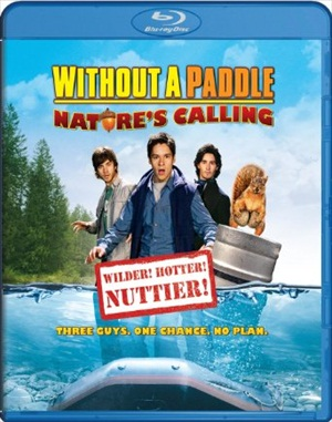 Without a Paddle Natures Calling 2009 Dual Audio 720p BRRip [Hindi English] 850mb