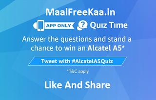Alactel A4 Quiz