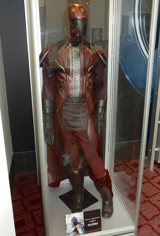 X-Men Apocalypse Magneto film costume
