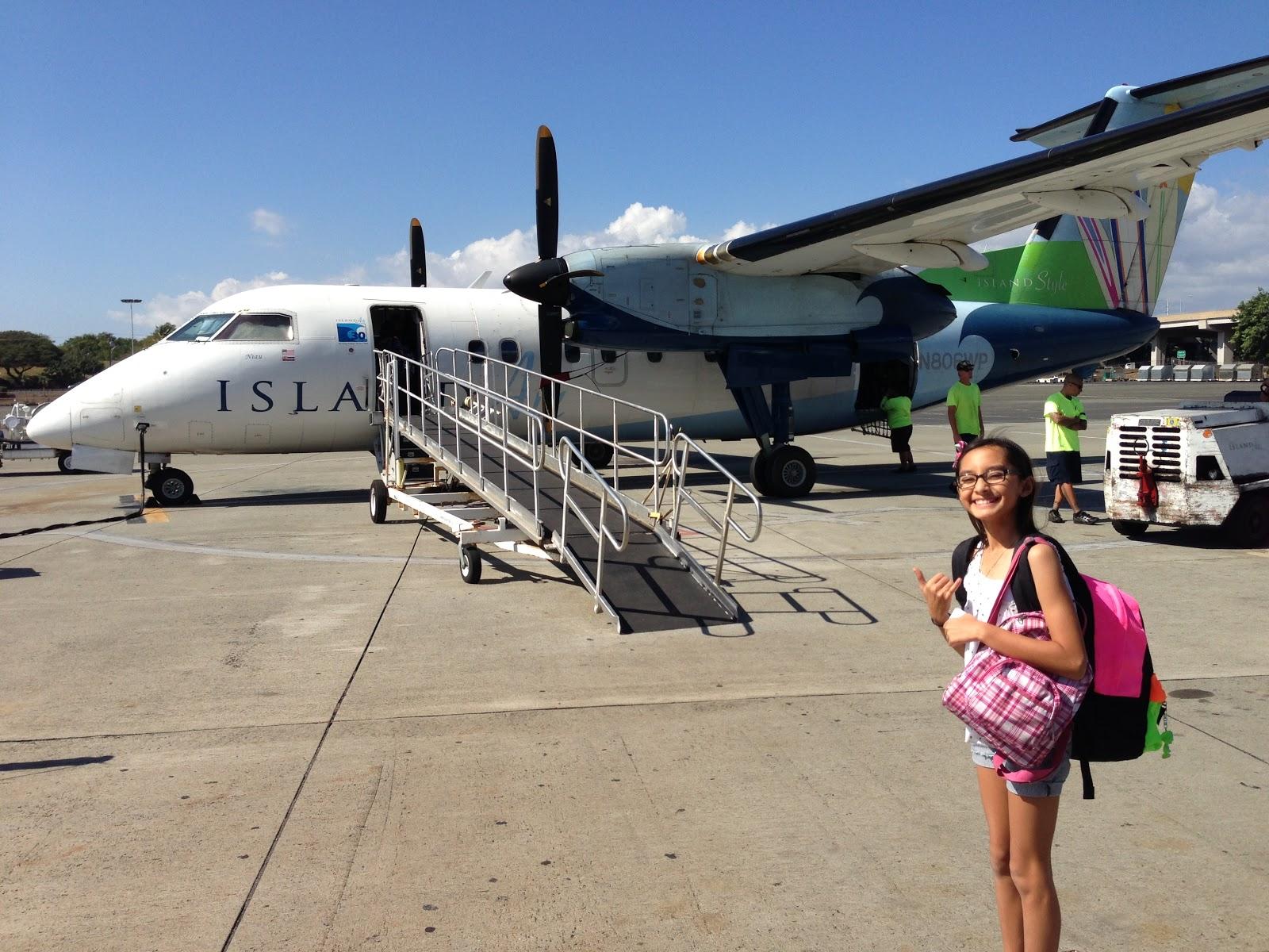 TASTE OF HAWAII: ISLAND AIR TERMINAL - HONOLULU, HAWAII