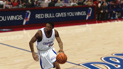 NBA 2K13 Eric Bledsoe Cyberface Patch