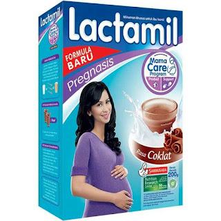 Memenuhi Nutrisi Janin dalam Kandungan dengan Minum Susu Hamil? Percayakan Saja pada Lactamil
