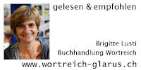 Brigitte Lusti Buchhandlung Wortreich in Glarus