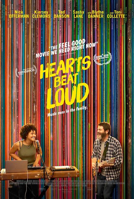HEARTS BEAT LOUD (2018) με ελληνικους υποτιτλους