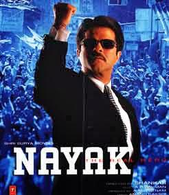 Poster Of Hindi Movie Nayak (2001) Free Download Full New Hindi Movie Watch Online At worldfree4u.com