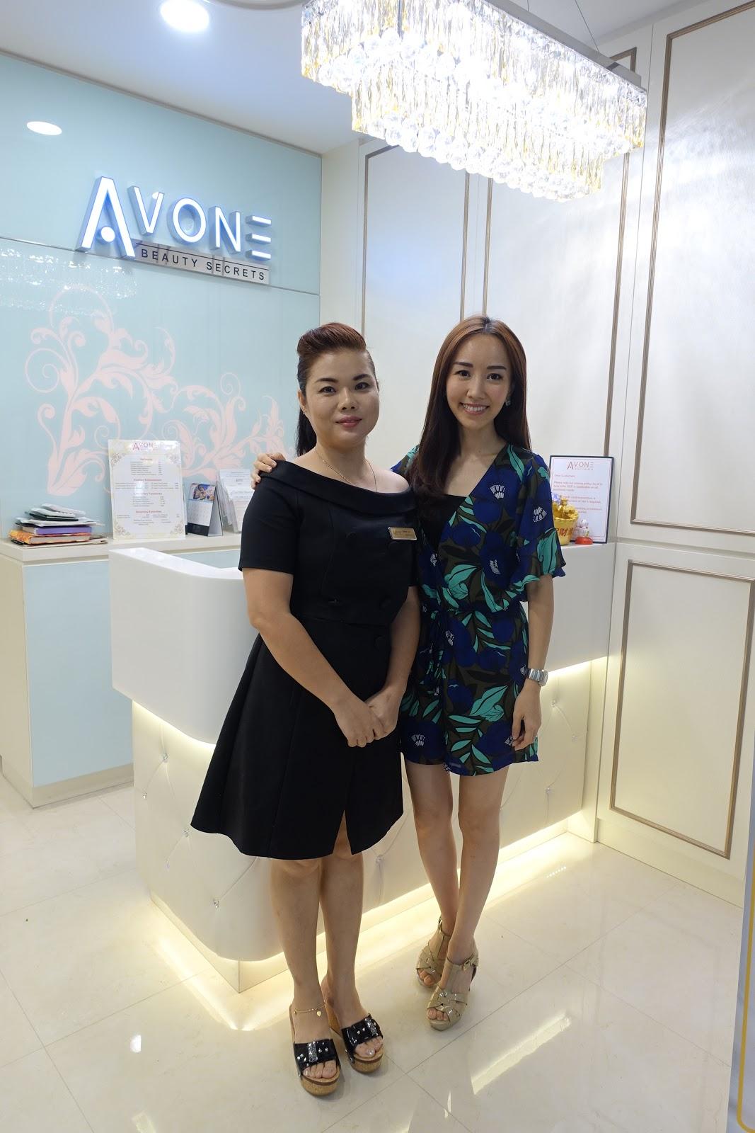 Avone Beauty Secrets 9V Ultimate Virtual Brows Embroidery