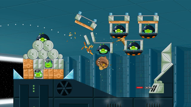 Angry Birds Star Wars - Captura 4