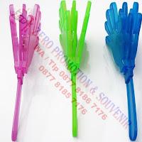 Kipas Promosi, souvenir kipas plastik pvc, Clapper, Cheering Stick – Clapper Stick, Jual Hand Clapper, kipas tepuk tangan
