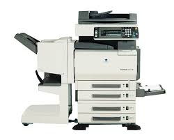 use machine blends the mightiness to digitally portion Konica Minolta C450 Driver Downloads