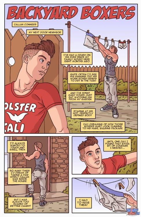etienne gay comics