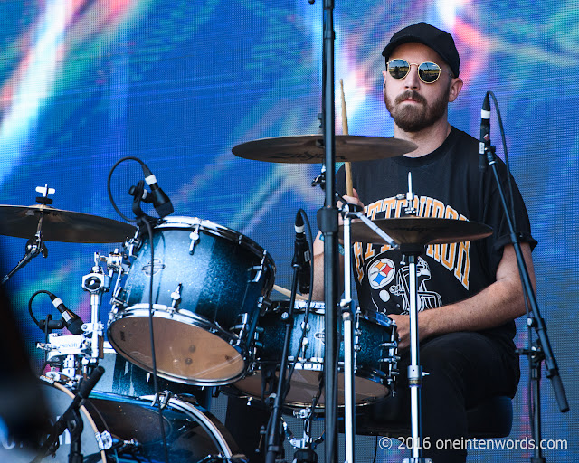 Elliott Vincent Jones at Bestival Toronto 2016 Day 1 at Woodbine Park in Toronto June 11, 2016 Photos by John at One In Ten Words oneintenwords.com toronto indie alternative live music blog concert photography pictures