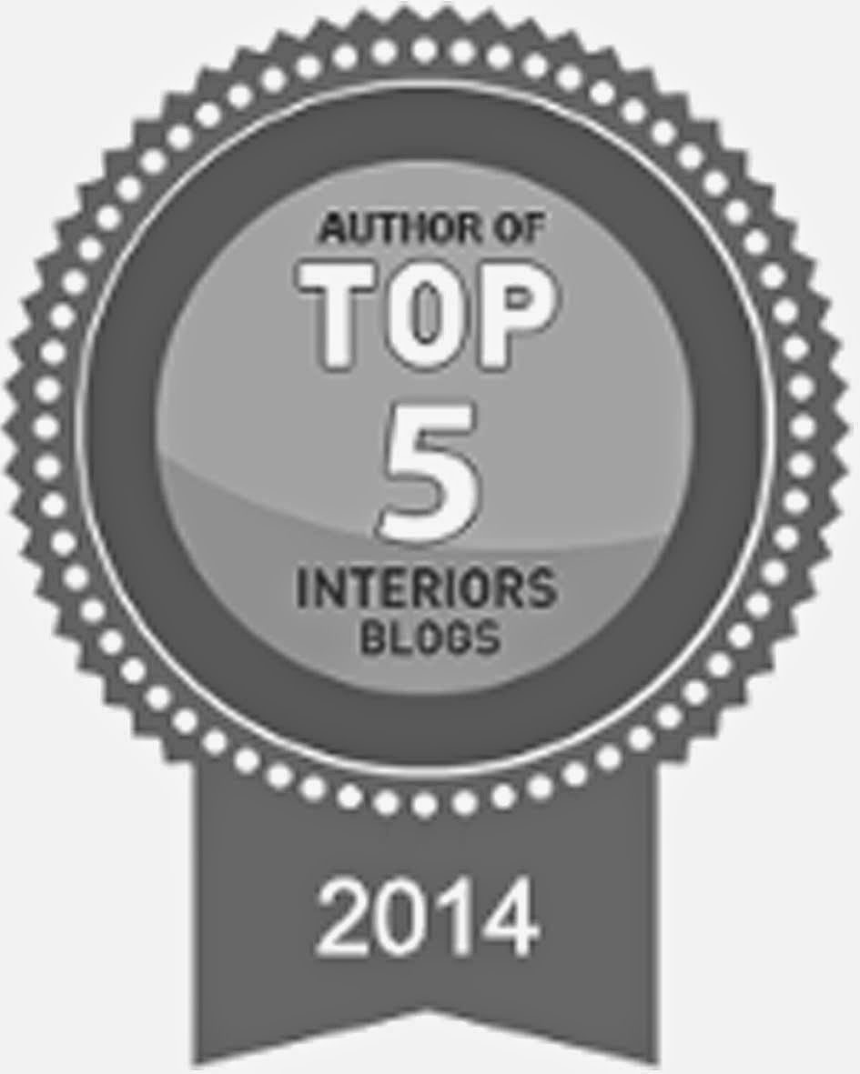 top 5 interieur blogs 2014