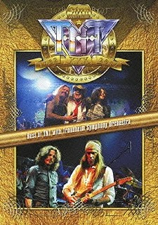 TNT - 30th Anniversary DVD