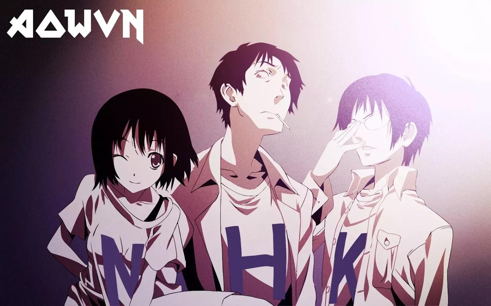 730786 - [ Anime 3gp Mp4 ] Welcome To The NHK   Vietsub – Rất Hay
