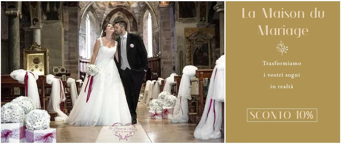Grazie al Wedding Coupon che trovate in questo articolo avrete diritto al  10% di sconto sui suoi servizi 04646161f8e
