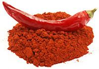 Cayanne pepper