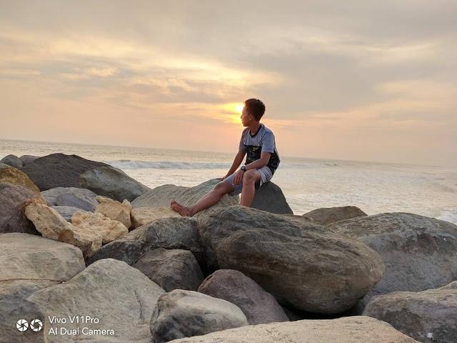 Tempat wisata Pantai Trisik Bantul Yogyakarta | paket wisata | harga tiket | alamat